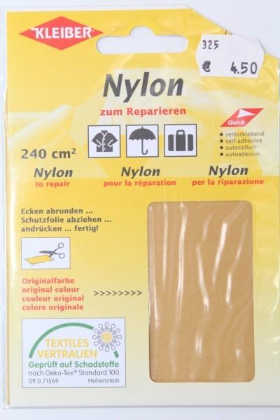 Nylon zum reparieren beige