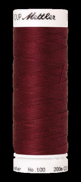 Nähgarn 200 Meter, Farbe:0918, Amann Seralon, Polyester