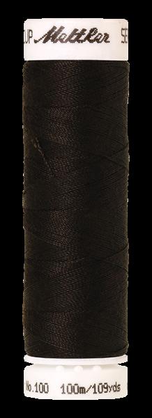 Nähgarn 100 Meter, Farbe:0431, Amann Seralon, Polyester