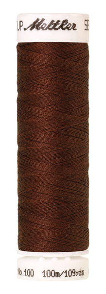 Nähgarn 100 Meter, Farbe:0634, Amann Seralon, Polyester