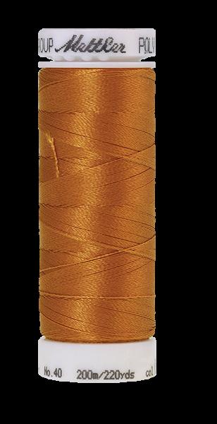 Stickgarn 200 Meter, Farbe:0922, Amann Poly Sheen