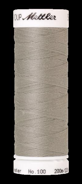 Nähgarn 200 Meter, Farbe:0412, Amann Seralon, Polyester