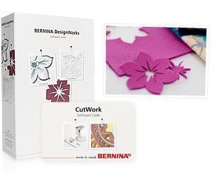 Bernina CutWork Komplett-Set: Software + Access-code + Tool