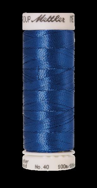 METALLIC blau (100 meter)