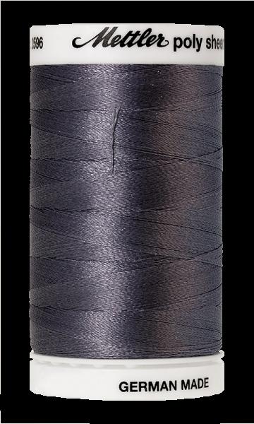 Stickgarn 800 Meter, Farbe:0112, Amann Poly Sheen