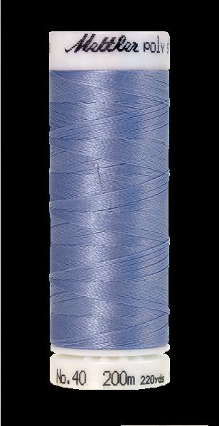 Stickgarn 200 Meter, Farbe:3640, Amann Poly Sheen