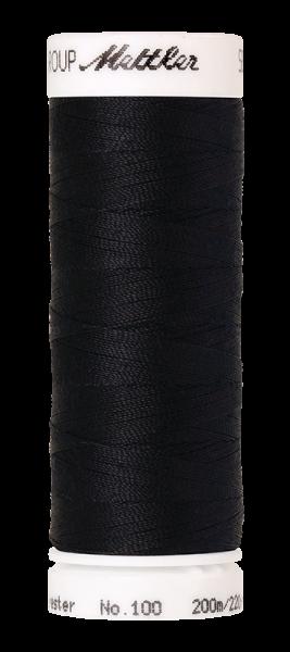 Nähgarn 200 Meter, Farbe:0821, Amann Seralon, Polyester