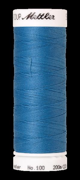 Nähgarn 200 Meter, Farbe:0338, Amann Seralon, Polyester