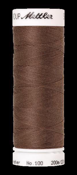 Nähgarn 200 Meter, Farbe:1380, Amann Seralon, Polyester