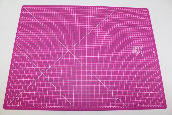Schneidematte PINK ( 60 x 45 cm )