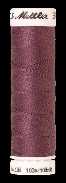 Nähgarn 100 Meter, Farbe:0300, Amann Seralon, Polyester
