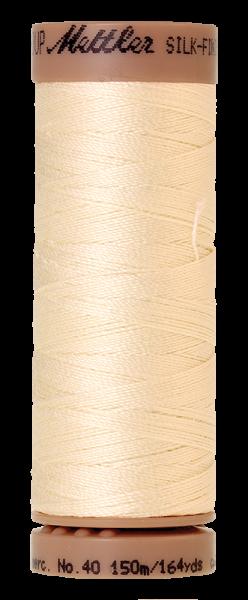 Nähgarn 150 Meter, Farbe:3612, Mettler Quilting, Baumwolle, 10er Pack