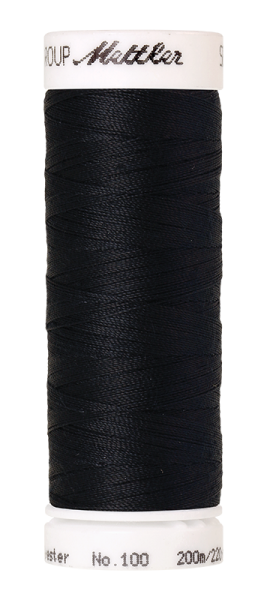 Nähgarn 200 Meter, Farbe:0954, Amann Seralon, Polyester
