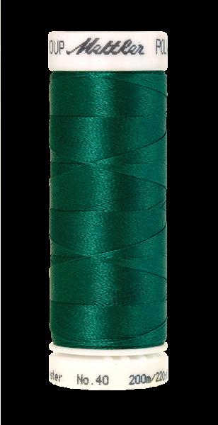 Stickgarn 200 Meter, Farbe:5100, Amann Poly Sheen