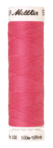 Nähgarn 100 Meter, Farbe:0103, Amann Seralon, Polyester