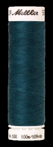 Nähgarn 100 Meter, Farbe:0760, Amann Seralon, Polyester