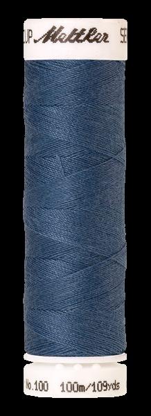 Nähgarn 100 Meter, Farbe:1306, Amann Seralon, Polyester