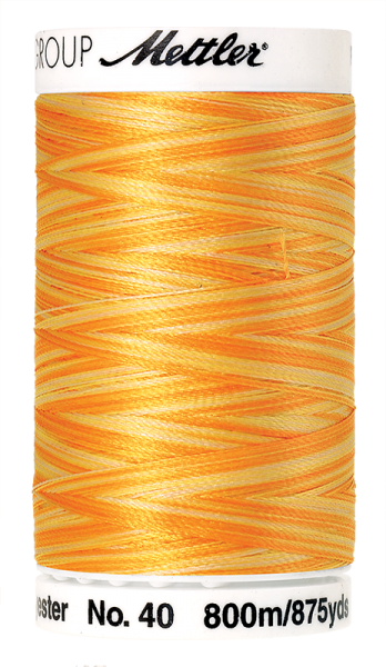 Stickgarn 800 Meter, Farbe:9925, Amann Poly Sheen Multi
