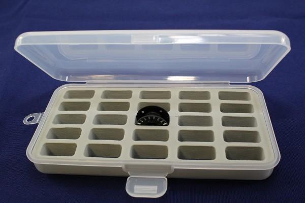 Spulenbox für original Spulen von Bernina neue 5- , 7- und 8-er Baureihe Spezial-Angebot