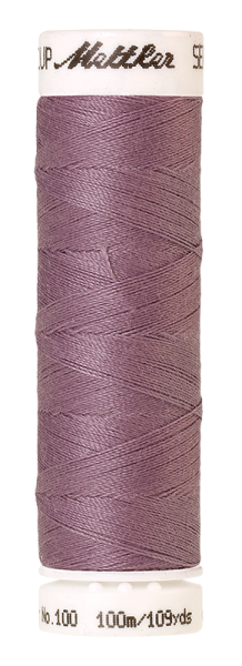 Nähgarn 100 Meter, Farbe:0055, Amann Seralon, Polyester
