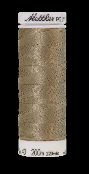 Stickgarn 200 Meter, Farbe:0873, Amann Poly Sheen