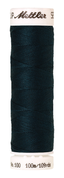 Nähgarn 100 Meter, Farbe:0763, Amann Seralon, Polyester