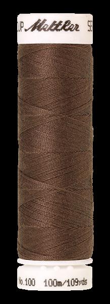 Nähgarn 100 Meter, Farbe:1380, Amann Seralon, Polyester