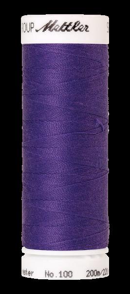 Nähgarn 200 Meter, Farbe:0030, Amann Seralon, Polyester