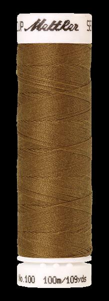 Nähgarn 100 Meter, Farbe:1207, Amann Seralon, Polyester