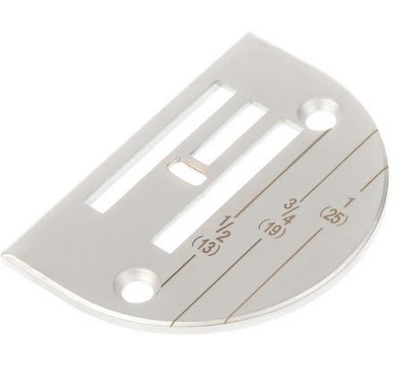 Stichplatte für Ultrafeed® LSZ - 1 Nähmaschine