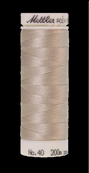Stickgarn 200 Meter, Farbe:0170, Amann Poly Sheen