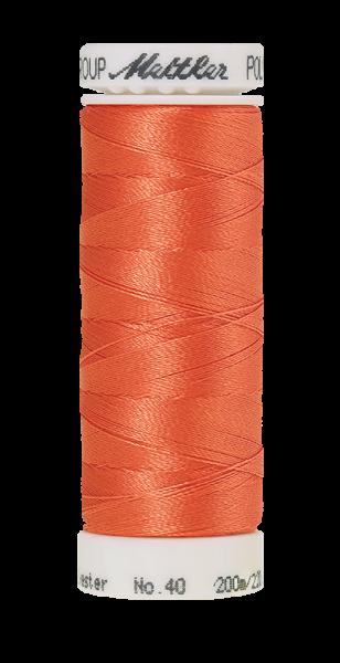 Stickgarn 200 Meter, Farbe:1430, Amann Poly Sheen