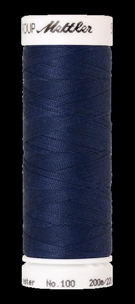 Nähgarn 200 Meter, Farbe:1467, Amann Seralon, Polyester
