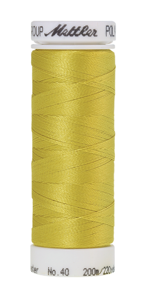 Stickgarn 200 Meter, Farbe:0221, Amann Poly Sheen