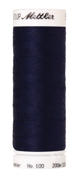 Nähgarn 200 Meter, Farbe:0016, Amann Seralon, Polyester