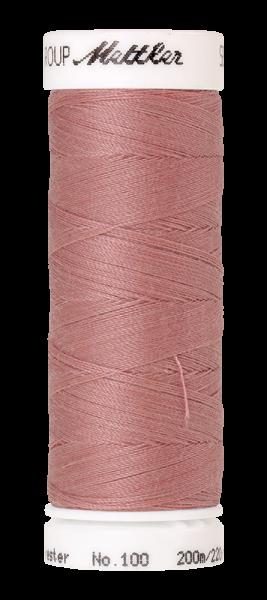 Nähgarn 200 Meter, Farbe:0637, Amann Seralon, Polyester