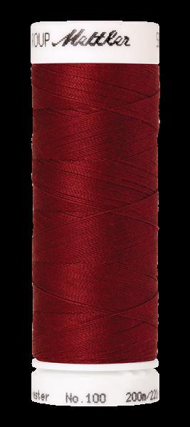 Nähgarn 200 Meter, Farbe:0105, Amann Seralon, Polyester