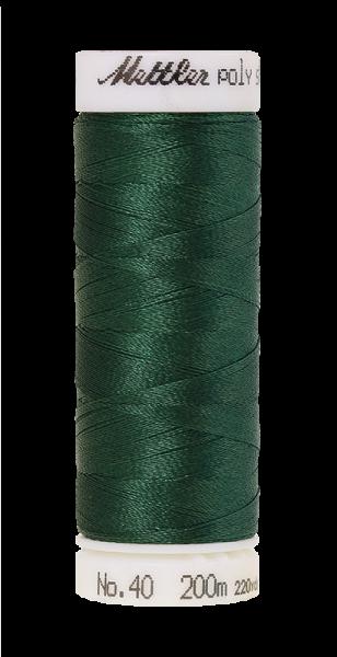 Stickgarn 200 Meter, Farbe:5326, Amann Poly Sheen
