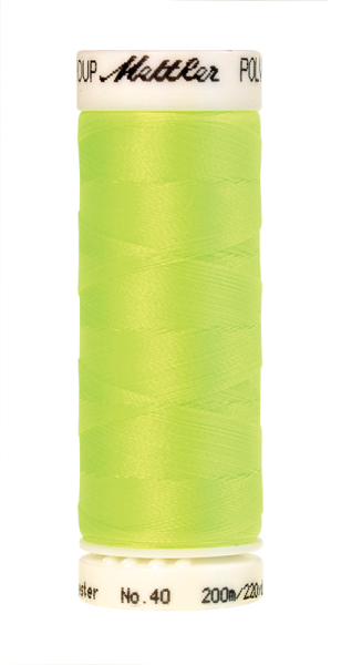 Stickgarn 200 Meter, Farbe:5940, Amann Poly Sheen