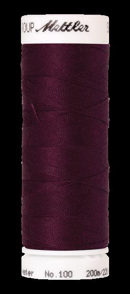 Nähgarn 200 Meter, Farbe:0158, Amann Seralon, Polyester