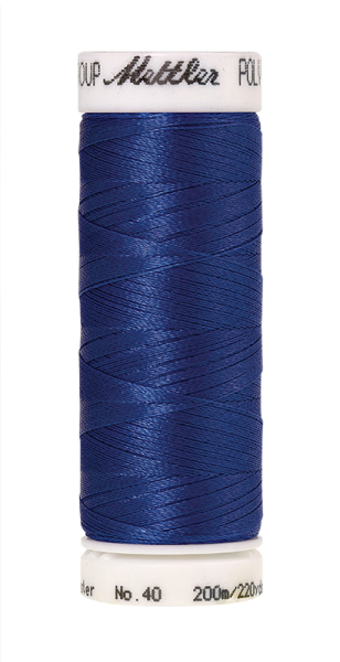 Stickgarn 200 Meter, Farbe:3611, Amann Poly Sheen
