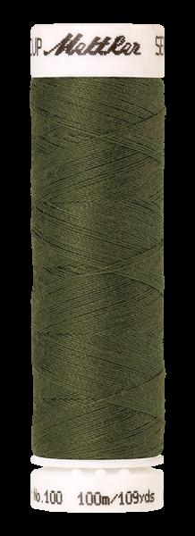 Nähgarn 100 Meter, Farbe:1210, Amann Seralon, Polyester