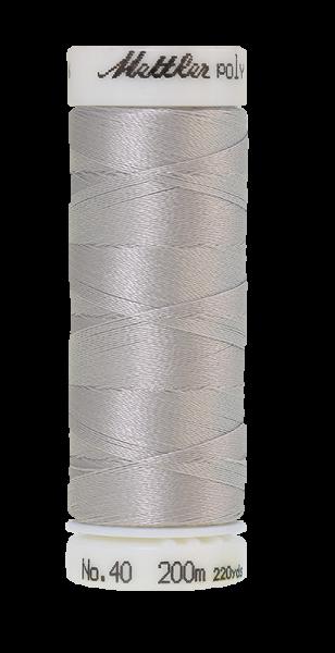Stickgarn 200 Meter, Farbe:0145, Amann Poly Sheen