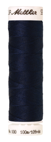 Nähgarn 100 Meter, Farbe:1465, Amann Seralon, Polyester