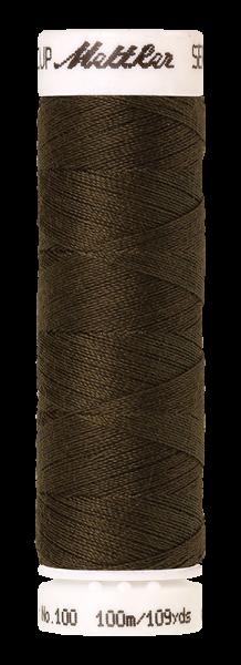Nähgarn 100 Meter, Farbe:0667, Amann Seralon, Polyester