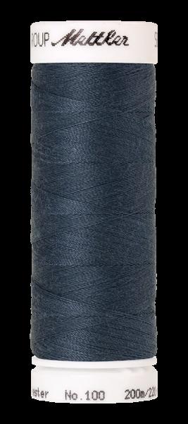 Nähgarn 200 Meter, Farbe:1275, Amann Seralon, Polyester