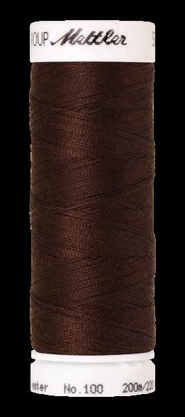 Nähgarn 200 Meter, Farbe:0175, Amann Seralon, Polyester