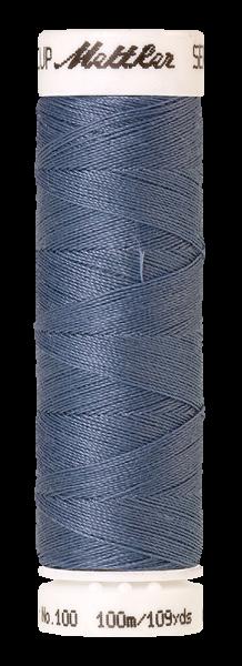 Nähgarn 100 Meter, Farbe:0350, Amann Seralon, Polyester