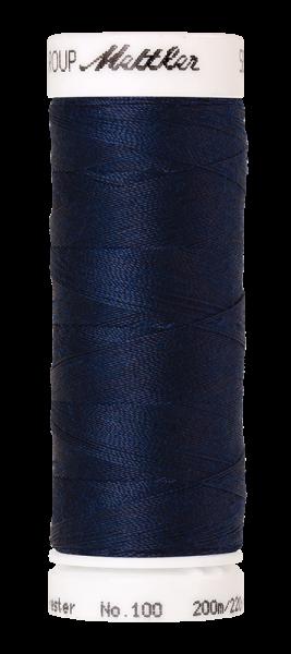 Nähgarn 200 Meter, Farbe:0823, Amann Seralon, Polyester