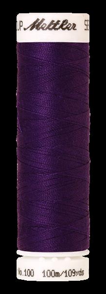 Nähgarn 100 Meter, Farbe:0046, Amann Seralon, Polyester